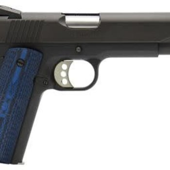 Colt Colt Competition Semi-Auto Pistol, 45 ACP, 5'' Bbl, Stainless Steel, 8 Rnd,