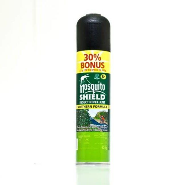 Mosquito Shield MS0005 Insect Repellent, Northern Formula - 25%