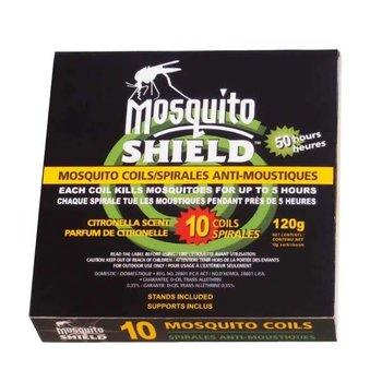 Mosquito Shield MS0401 Mosquito Coil Box 10x12G