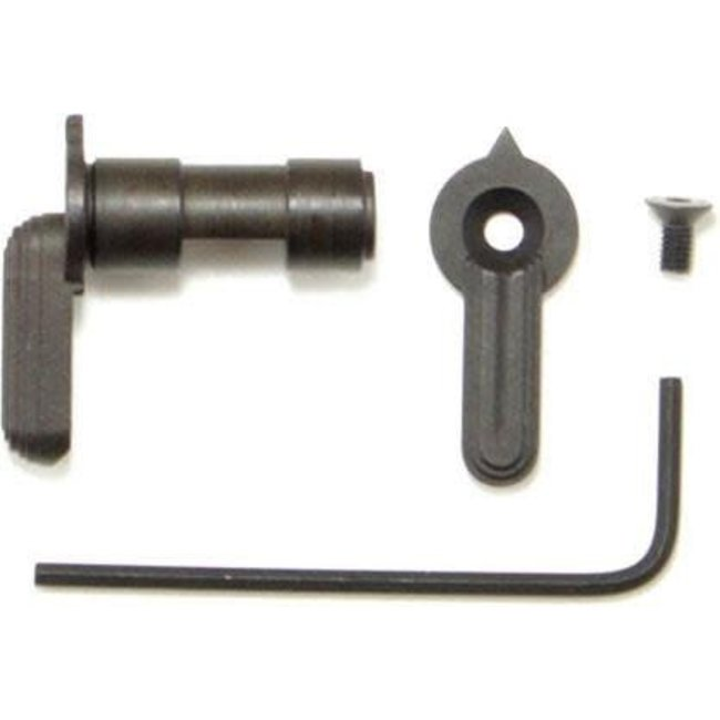 Ambi Safety Kit for AR-15 w/Low-Profile Leftie Lever
