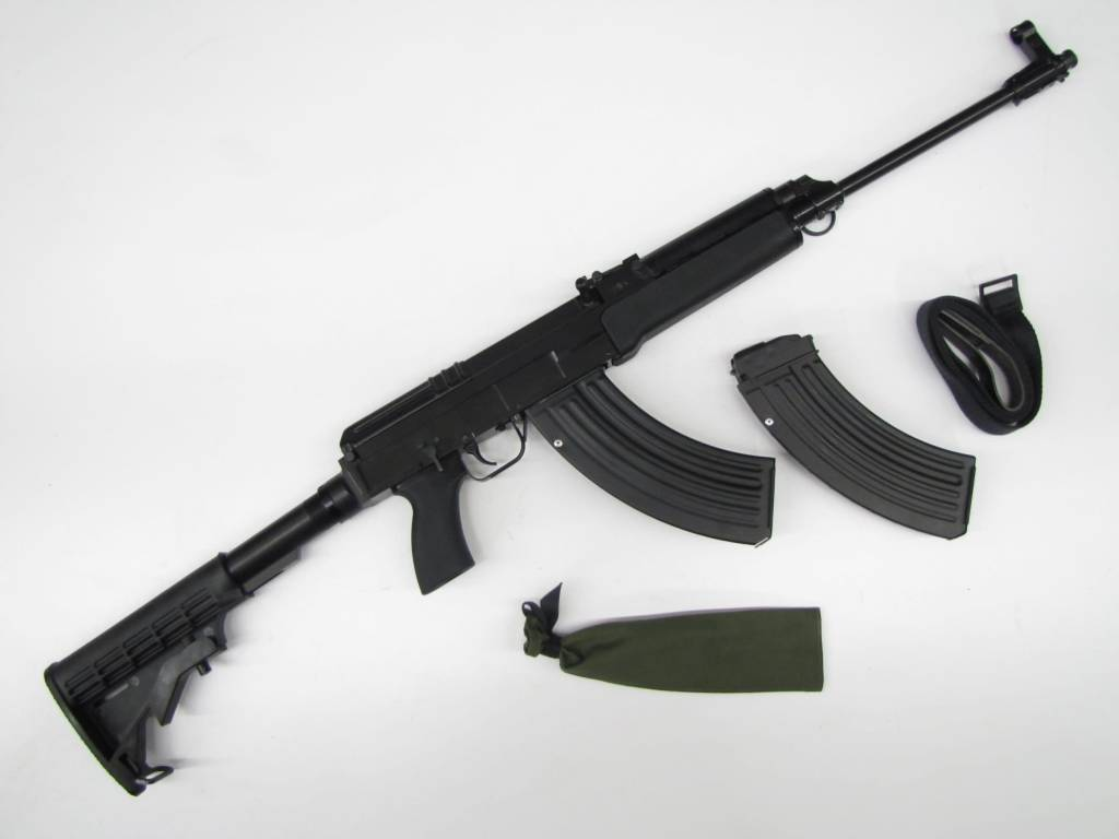 CSA VZ58 7 62x39 NON RESTRICTED 473