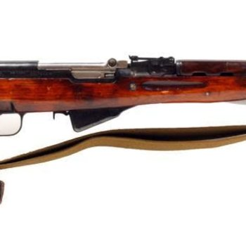 RUSSIAN SKS c.762X39 RIFLE 5RD Laminate Stock