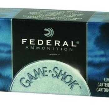 Federal Federal .22lr Game-Shok Rimfire Rifle Ammo, CPS, 40 Grains, 1240 fps, 50 Rounds, Boxed single