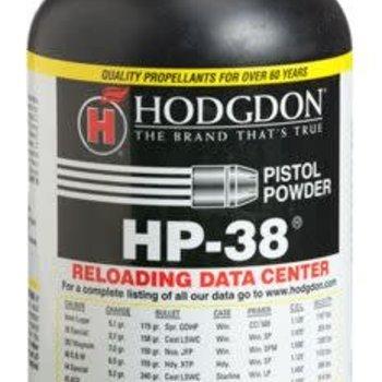 Hodgdon HP38 HOD CAN 1 LB HODGDON