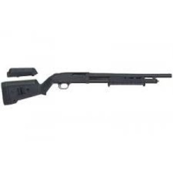 Mossberg Mossberg 500 JIC FLEX Pump Shotgun 12ga,18.5'' Bead Sight Syn/Matte Blue FLEX PG & Railed F/E 6 Rnd