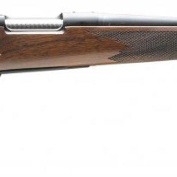 Remington Remington Model Seven CDL Bolt Action Rifle .243 WIN, RH, 20 in, Blue, Wood Stk, 4+1 Rnd