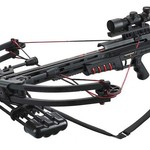 Man Kung MK400 175LB Compound Crossbow with Anti-Dry Fire Mechanism