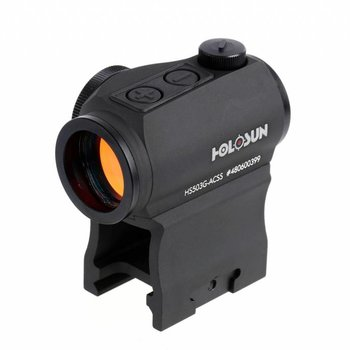 Holosun Paralow HS503G Red Dot Sight- ACSS CQB Reticle