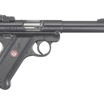 Ruger Ruger  Mark IV 22LR 5.5'' Black Target