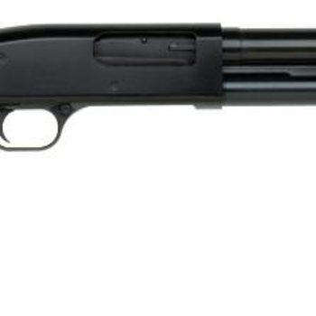 Mossberg Mossberg Maverick 88 Pump Shotgun 12 GA, RH ,3'' Security 2018-01-02 Cyl Bead Sight