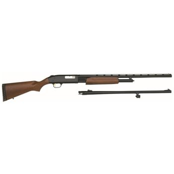 Mossberg Mosseberg 500 Pump Shotgun,vent Rib 20Ga(5+1) 26 In BlueWood Hunting All-purpose Field 3''