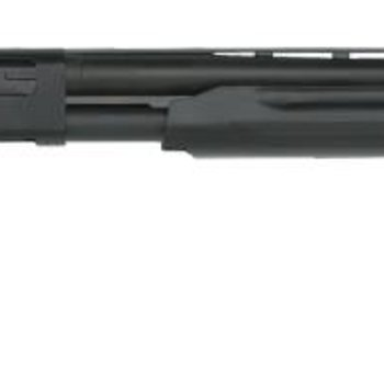 Mossberg Mosseberg 500 Pump Shotgun,vent Rib 12Ga(5+1) 28 In Blue Syn Hunting All-purpose Field 3''