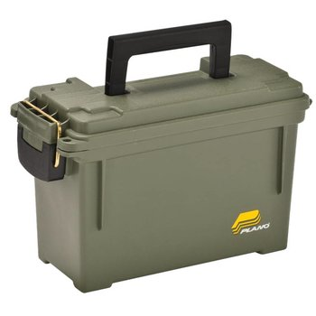 Plano Plano Field/Ammo Box, Small 11.63''x7.13''x5.13'', O.D. Green
