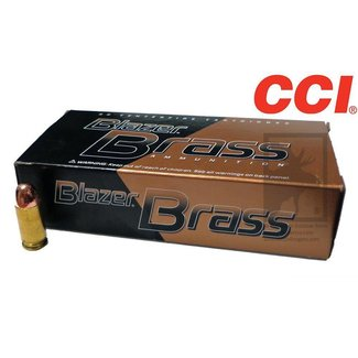 CCI CCI Blazer 10mm auto 200gr 50/box