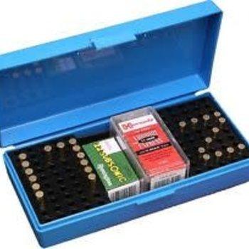 MTM case gard 22-rim fire match case,SB-22-20 blue