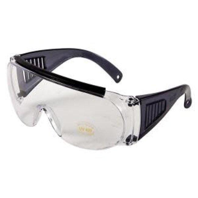 Allen safety glasses 2169 UV400 suitable for low average sunlight