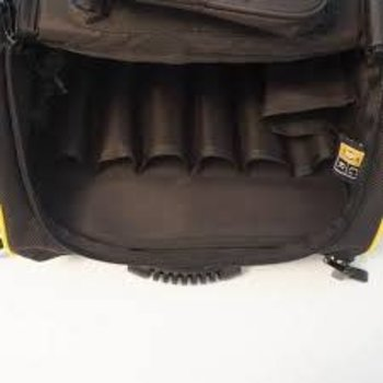 Guga Ribas Guga Ribas FDS Back Pack Black with Black Trim