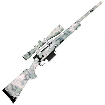 HOWA Legacy Howa 223rem Full Dip Package Bolt Action Rifle RH, 20 in, Syn Stk, 5+1 Rnd, HACT Two Stage Trgr 223REM