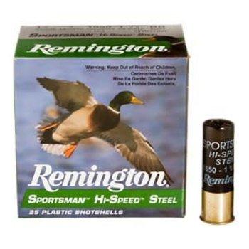 Remington Remington steel 12ga 3'' 1550fps 1-1/8oz #2 shot shell