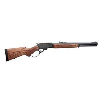 Marlin Marlin 336BL Lever Action Rifle 30-30 WIN, RH, 18 in, Blue, Wood Stk, 6+1 Rnd
