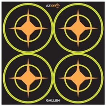 Allen 15253 EZ See Adhesive Aiming Dots (4 per sheet/12 sheets) Blk 3