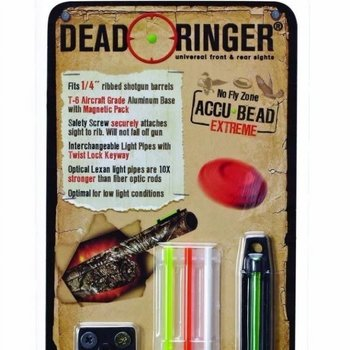Dead Ringer DR4416 1/4 Accu-Bead Extreme