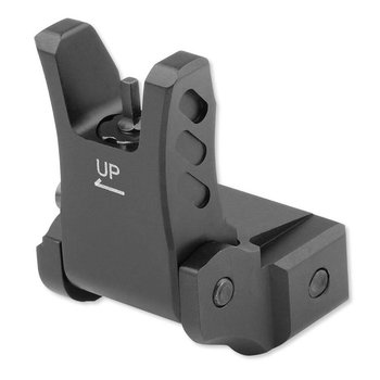 UTG MNT-755 Model 4 Low Profile Flip-Up Front Sight for Handguard
