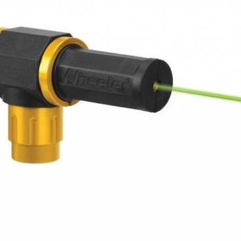 Wheeler Laser Boresighter universal,green,batt