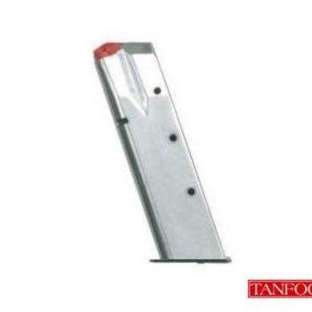 Tanfoglio Tanfoglio standard mag 9 chrome (fits tanfogio small frame and cz)