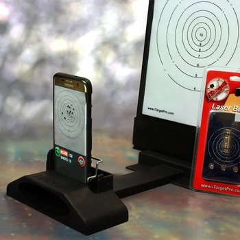 iTarget Sled and Laser Bullets package 9mm