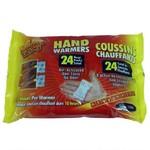 HEAT FACTORY Heat Factory Mini Size Hand Warmers 24ct/bag  10 hours per warmer