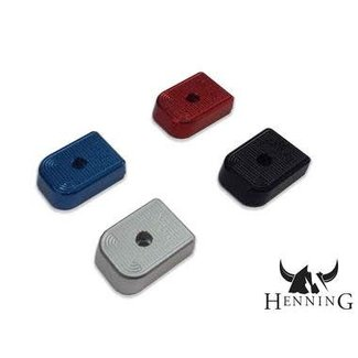 HENNING MAG BASE PAD For Tanfoglio CZ75 Beretta BLUE