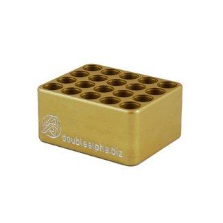DAA Golden 20-pocket case gauge, 9mm