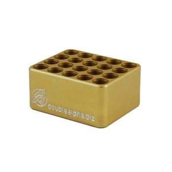 DAA DAA Golden 20-pocket case gauge, 9mm