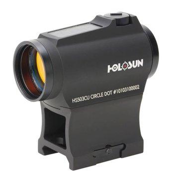 holosun Holosun hs503cu micro sight solar battery tray ar riser