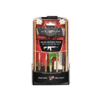 Real Avid Real Avid Gun Boss Pro AR15 cleaning kit