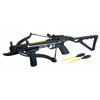 BOLT Crossbows The Seeker Recurve Crossbow, 80 lb., Full Stock