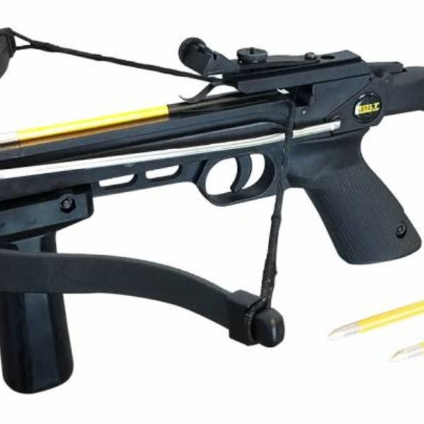 BOLT Crossbows The Seeker Recurve Crossbow, 80 lb , Full Stock