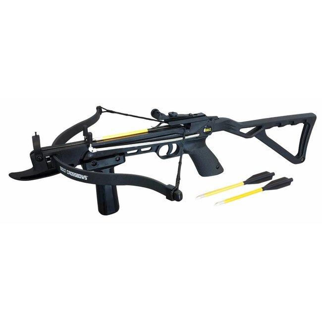 BOLT Crossbows The Seeker Recurve Crossbow, 80 lb., Full Stock