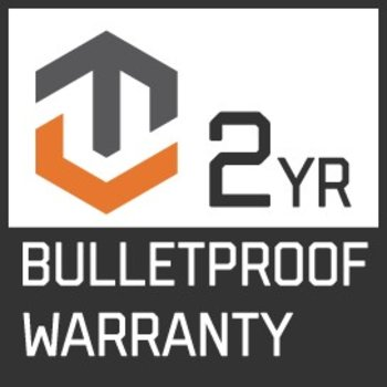 targetvision Bulletproof Warranty 2 years TargetVision