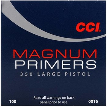 CCI CCI #350 MAG LARGE PISTOL PRIMERS (1000pk)