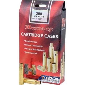Hornady Hornady Case 308 Win Match Unprimed (50)