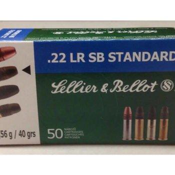 Sellier & Bellot Sellier & Bellot (S&B) c.22 LR SB Stnd