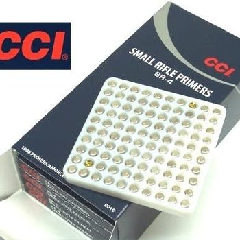 CCI CCI BR-4 Small Rifle Primers