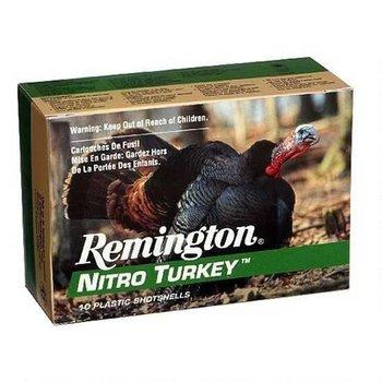Remington Remington Nitro Turkey MAG 12 Gauge, 3 1/2, 1300 velocity 2 oz. shot, 5 shot
