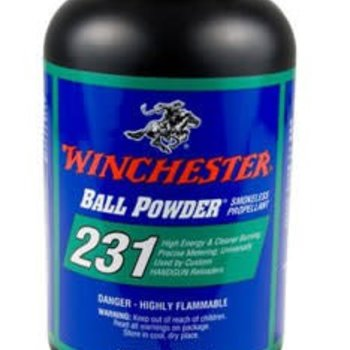 WINCHESTER WINCHESTER 231 powder 1lbs