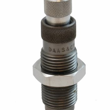 Double Alpha Double Alpha 2-in 1 Seating and crimping die 9/38