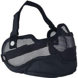 Valken Mask V Tactical 4G Wire mesh Tactical - Black