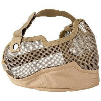 Valken Mask V Tactical 4G Wire Mesh tactical - Tan