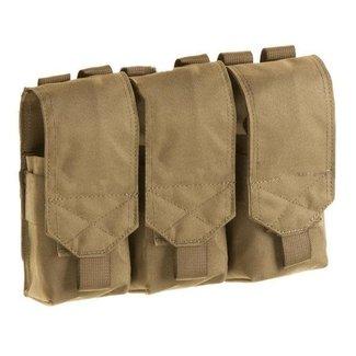Shadow Strategic:Triple M16/M4/Mk12 magazine pouch Coyote